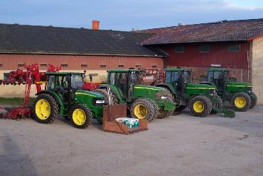 Brugte maskiner til salg - Agrifos - Bliv landbrugselev på en af Agrifos' gårde